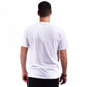 Champion T-Shirt con Logo Bianca da Uomo