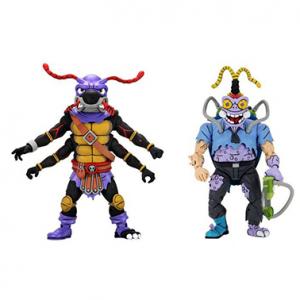 *PREORDER* Teenage Mutant Ninja Turtles: ANTRAX & SCUMBUG by Neca