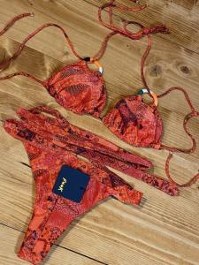 Bikini Triangolo e slip Brasiliano regolabile Venture Effek