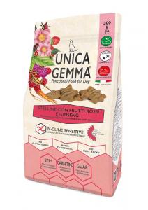Stelline con Frutti Rossi e Ginseng - Snack Senza Glutine