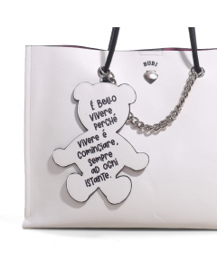 Le Pandorine Bubi Bag ISTANTE Off-white