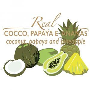 Tropical Crumble - Caserecci con veri pezzi di Frutta