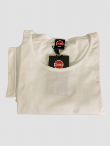 SHOPPING ON LINE  COLMAR T-SHIRT IN JERSEY DI COTONE NEW  COLLECTION  WOMEN'S  SPRING  SUMMER 2021