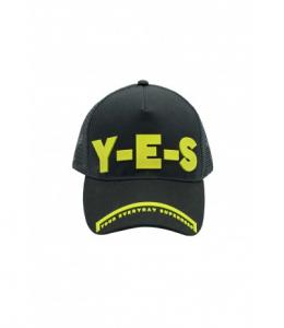 Cappellino con visiera curva