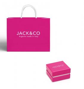 Jack & Co Collana Magic Dreams, Cuore