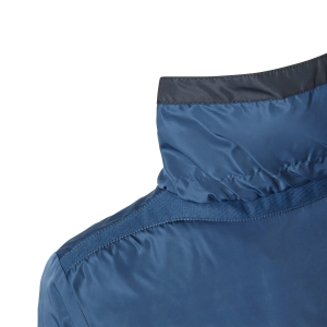 W Genziana giacca lunga