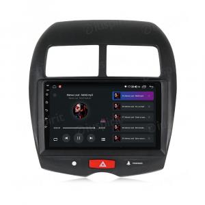 ANDROID autoradio navigatore per Mitsubishi ASX Peugeot 4008 Citroen C4 Aircross CarPlay Android Auto GPS USB WI-FI Bluetooth 4G LTE
