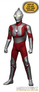 *PREORDER* Ultraman - Light Up: ULTRAMAN by Mezco Toys