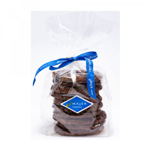 Chocolate and Maldon salt Biscuits - 300g