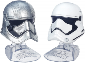 Helmet Collection Star Wars The Black Series:Titanium Pack 02 by Hasbro