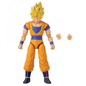 Dragon Ball Super – Dragon Stars Series: SUPER SAIYAN GOKU New Ver. by Bandai