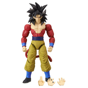 Dragon Ball Super – Dragon Stars Series: SUPER SAIYAN 4 GOKU by Bandai