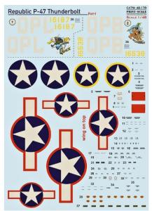 Republic Thunderbolt P-47