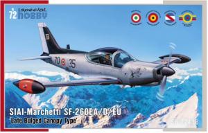 SIAI Marchetti SF-260EA