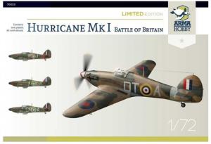 Hurricane Mk I Battle of Britain