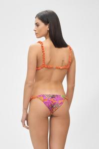 Bikini triangolo sport e slip fisso Hot tropic Mefui