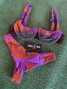 Bikini reggiseno e slip Americano Hot tropic Me Fui