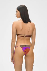 Bikini Triangolo e slip Brasiliano regolabile Hot tropic Me Fui