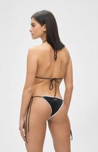 Bikini Triangolo e slip laccetti regolabile Moonlight