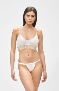 Bikini Top e slip brasiliano fusciacca Moonlight Effek