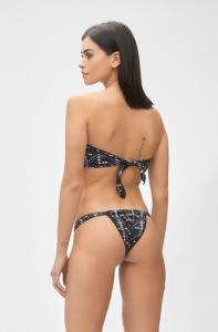 Bikini fascia e slip brasiliano fusciacca regolabile Gran Bazar Me Fui Taglia S e L