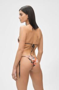 Bikini Reversibile Triangolo e slip Brasiliano regolabile In Bloom Me Fui S