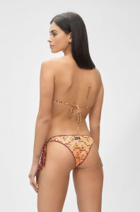 Bikini Triangolo e slip nodi regolabile Gran Bazar Me Fui