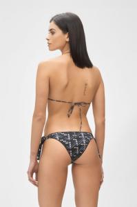 Bikini triangolo e slip  laccetto annodabile Gran Bazar Me Fui