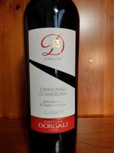 D53 Cannonau di Sardegna Doc Classico 2016 cl.75