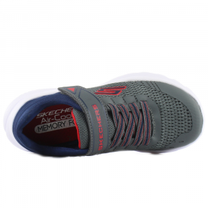 Sneaker Bambino Trainer Mezder Skechers 403781L CCNV -21