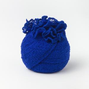 Women's cobalt wraps
