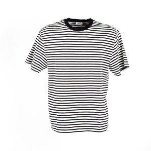 T-shirt Closed Blu Bianco