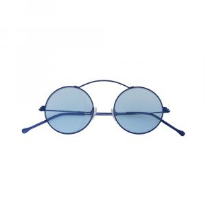 Occhiali da sole azzurro collezione Met-ro Flat ad alta protezione