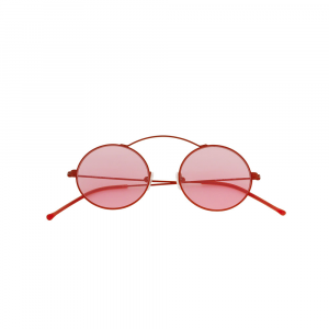 Occhiali da sole rosa collezione Met-ro Flat ad alta protezione