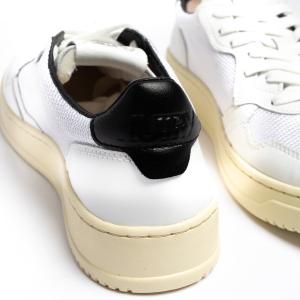 Sneaker Autry Pelle/Nylon Nera