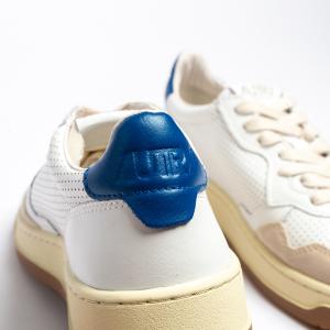 Sneaker Autry Traforata Blu