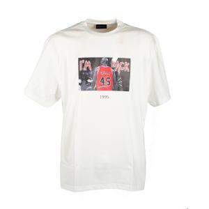 T-Shirt Throwback MJ Bianca