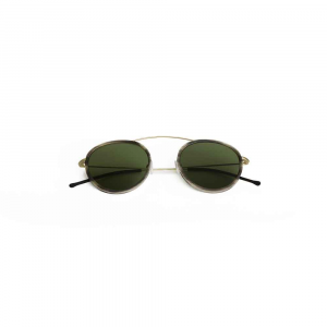 Occhiali da sole verde collezione Met-ro 2 ad alta protezione