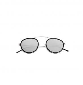 Occhiali da sole specchio collezione Met-ro 2 Flat ad alta protezione