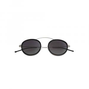 Occhiali da sole fumo collezione Met-ro 2 Flat ad alta protezione