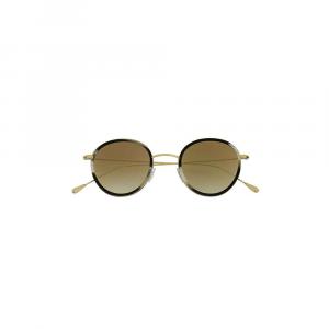 Occhiali da sole oro collezione Morgan Flat ad alta protezione