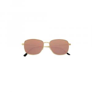 Occhiali da sole specchio rosè collezione Avanti ad alta protezione