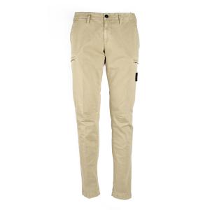 Pantalone Cargo Stone Island Cachi