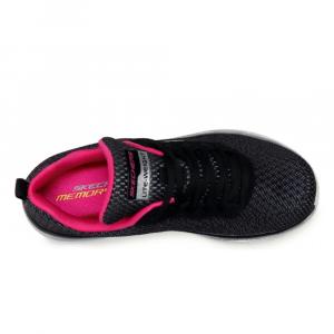 Sneaker Donna Skechers Bold Boundaries 12719 BKHP