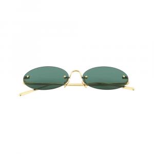 Spektre Boccioni Occhiali da sole unisex alta protezione oro-verde