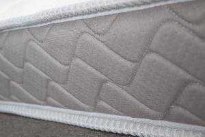Materasso per Divano Letto Ortopedico in Waterfoam ergonomico per prontoletto con Rivestimento Anallergico Bianco - DAYBED
