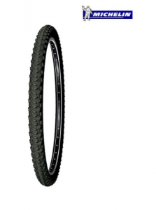 305652040 PNEUMATICO MICHELIN 26x2.0'' COUNTRY TRAIL RIGIDO NERO