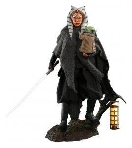 *PREORDER* Star Wars – The Mandalorian: AHSOKA TANO & GROGU 1/6 by Hot Toys