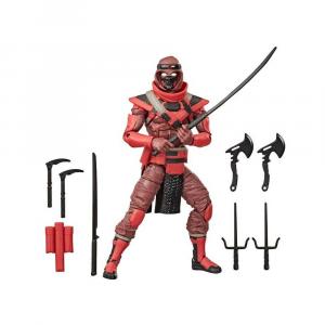 *PREORDER* G.I. Joe Classified Series: RED NINJA by Hasbro