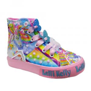 Sneakers Alte Bambina Lelli Kelly L21E9099BX03